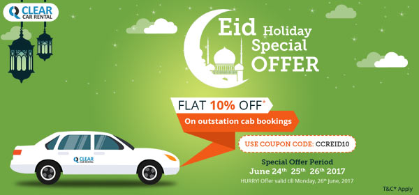Eid Holiday Special Offer