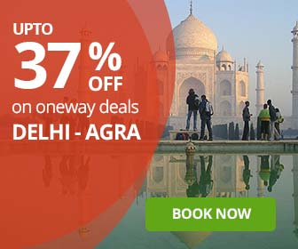 Delhi to Agra Deals