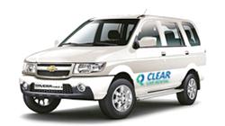 Chevrolet Tavera 9 Seater