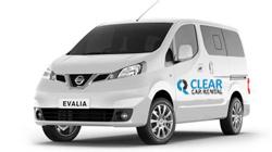 Nissan Evalia SV 6 seater